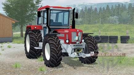 Schluter Super 1500 TVL〡warning boards for Farming Simulator 2013