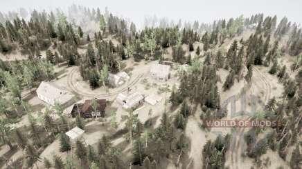 Forest 1.0 for MudRunner