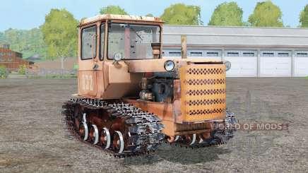DT-75〡s a bulldozer dump for Farming Simulator 2015
