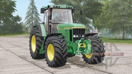 John Deere 7010 series〡attach configurations for Farming Simulator 2017