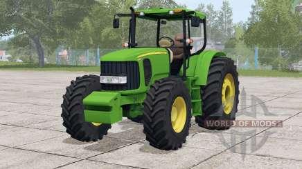John Deere 6180 J for Farming Simulator 2017