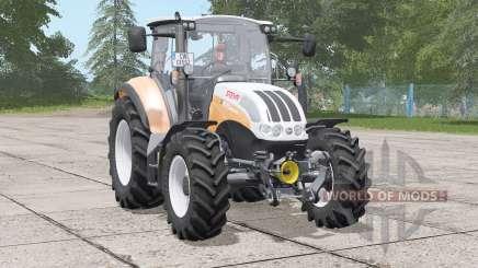 Steyr 4000 Multi〡FL console option for Farming Simulator 2017
