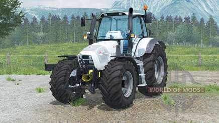 Hurlimann XL 130〡automatic reverse lights for Farming Simulator 2013