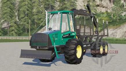 Timberjack 1110D 6W for Farming Simulator 2017