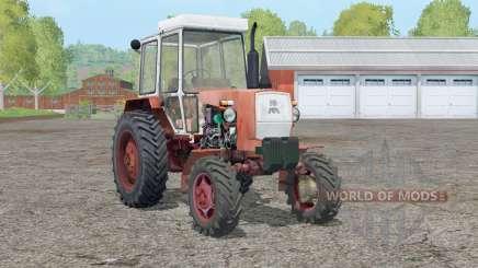 SMH-8271〡dynamic exhaust for Farming Simulator 2015