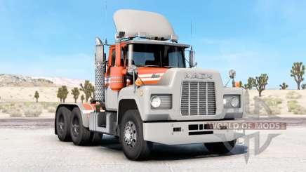 Mack R-series v1.8 for American Truck Simulator