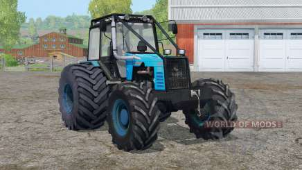 MTH-1221 Belarus〡prodefense fence for Farming Simulator 2015