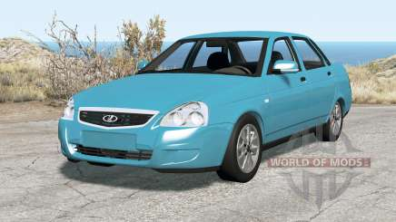 Lada Priora (2170) 2013 v3.0 for BeamNG Drive