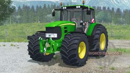John Deere 7430 Premiuᵯ for Farming Simulator 2013