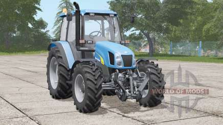 New Holland TL100A〡wheels selection for Farming Simulator 2017