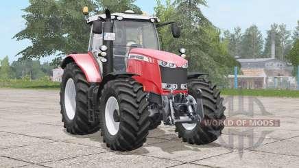 Massey Ferguson 7700 serieᵴ for Farming Simulator 2017
