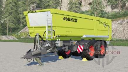 Joskin Trans-Cap 6500-22BC150 for Farming Simulator 2017