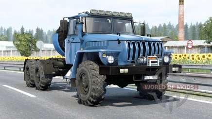 Ural-44202-30 for Euro Truck Simulator 2