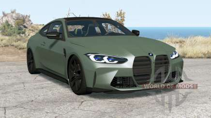 BMW M4 Competition (G82) 2020 for BeamNG Drive