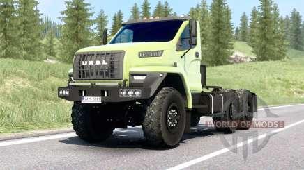 Ural Next (44202-5311-74E5) v1.5 for Euro Truck Simulator 2
