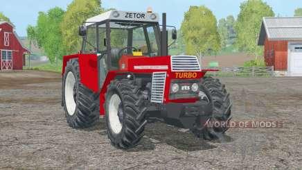 Zetor 16045〡animated parts for Farming Simulator 2015