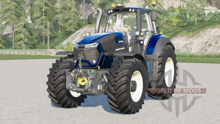 Deutz-Fahr Serie 9 TTV Agrotron〡sounds changed for Farming Simulator 2017