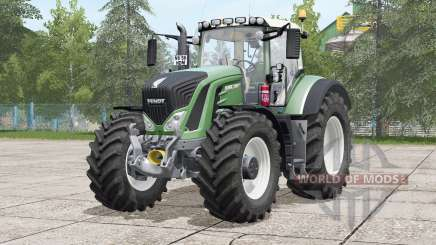 Fendt 900 Vario〡visual extras for Farming Simulator 2017