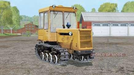DT-75ML〡sability to install a dump for Farming Simulator 2015
