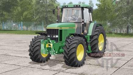 John Deere 7010 series〡FL console option for Farming Simulator 2017