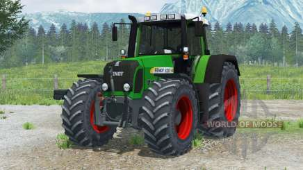 Fendt 820 Vario TMS〡opening doors and window for Farming Simulator 2013
