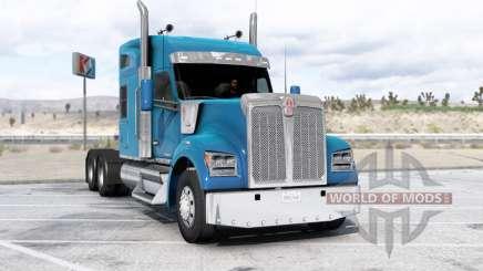 Kenworth W990 v1.2.5 for American Truck Simulator