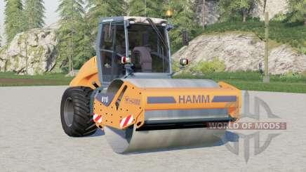 Hamm H 11i for Farming Simulator 2017