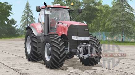Case IH Magnum 335〡front hydraulics or weight for Farming Simulator 2017