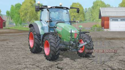 Hurlimann XM 130 T4i〡small texture corrections for Farming Simulator 2015