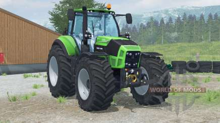 Deutz-Fahr 7250 TTV Agrotroɲ for Farming Simulator 2013