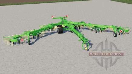 Krone Swadro 2000〡wheels selection for Farming Simulator 2017