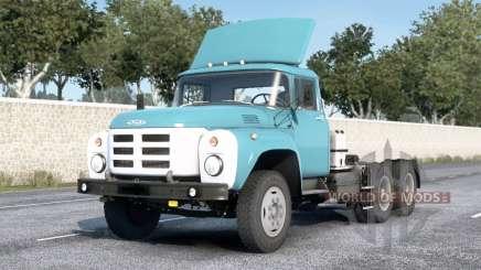 zil-133VLAS〡1.40 for American Truck Simulator