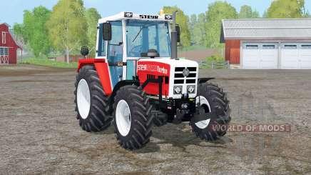 Steyr 8090A Turbø for Farming Simulator 2015