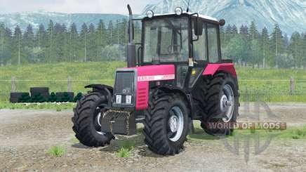 MTH-952 Belarus〡rule ignition for Farming Simulator 2013