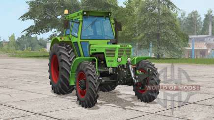 Deutz D 13006 A〡work light front & rear for Farming Simulator 2017