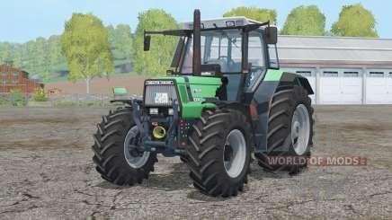 Deutz-Fahr AgroStar 4.71〡FL console for Farming Simulator 2015
