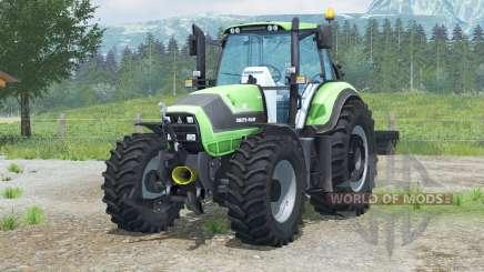 Deutz-Fahr Agrotron TTꝞ 6190 for Farming Simulator 2013
