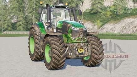Deutz-Fahr Serie 9 TTV Agrotron〡modified for Farming Simulator 2017