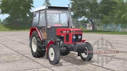 Zetor 7Ձ11 for Farming Simulator 2017