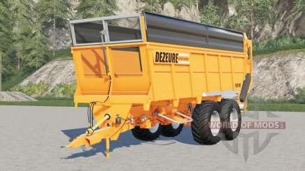 Dezeure Silocruiser SW43 for Farming Simulator 2017