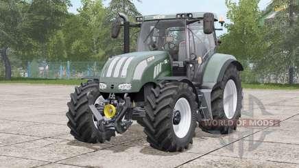 Steyr 6100 CVƬ for Farming Simulator 2017