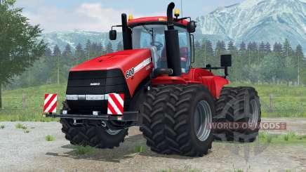 Case IH Steiger 600〡steered axles for Farming Simulator 2013