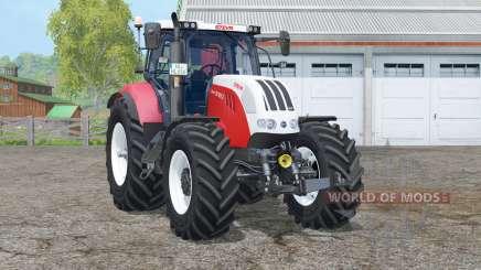 Steyr 6160 CVƬ for Farming Simulator 2015