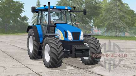New Holland T5070〡power selection for Farming Simulator 2017