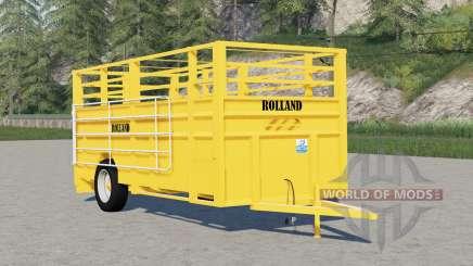 Rolland V52 for Farming Simulator 2017