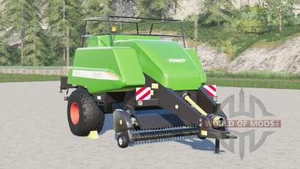 Fendt 12130 N〡big baler for Farming Simulator 2017