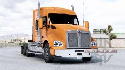 Kenworth T880 v1.11 for American Truck Simulator