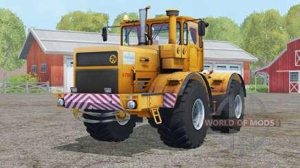 Kirovets K-700A〡regulated steering column for Farming Simulator 2015