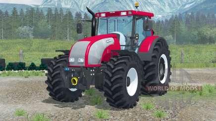 Valtra T190〡added wheels for Farming Simulator 2013