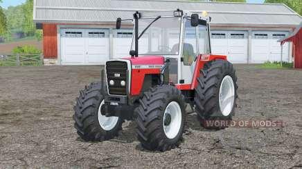 Massey Ferguson 698T〡leaves tracks for Farming Simulator 2015